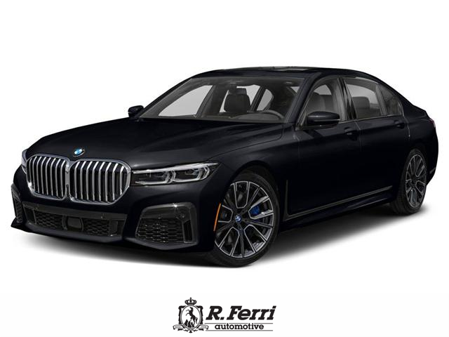 2020 BMW 750i xDrive (Stk: 28418) in Woodbridge - Image 1 of 9