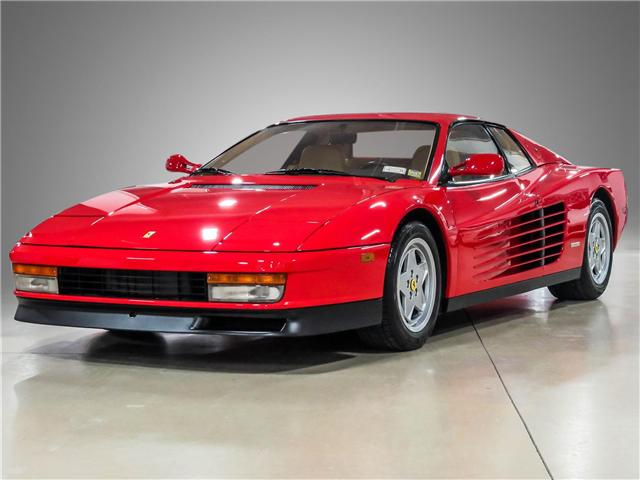 1988 Ferrari Testarossa At 189987 For Sale In Vaughan
