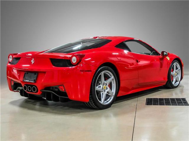 2010 Ferrari 458 Italia Base (Stk: RF355) in Vaughan - Image 5 of 23