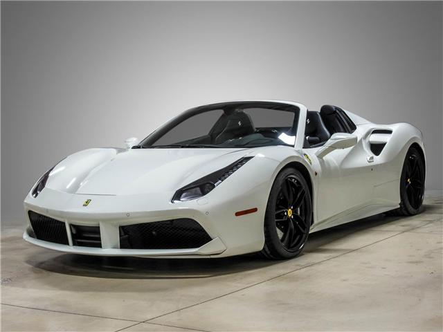 2018 Ferrari 488 Spider Base (Stk: RF888) in Vaughan - Image 1 of 23