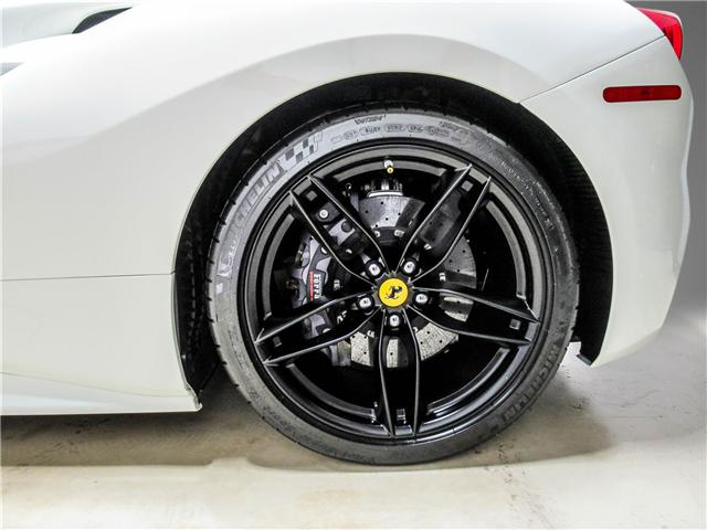 2018 Ferrari 488 Spider Base (Stk: RF888) in Vaughan - Image 13 of 23