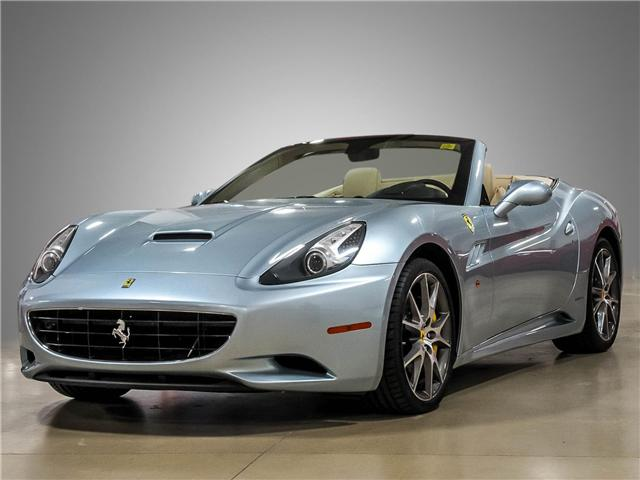 2014 Ferrari California Base (Stk: U4116) in Vaughan - Image 1 of 19
