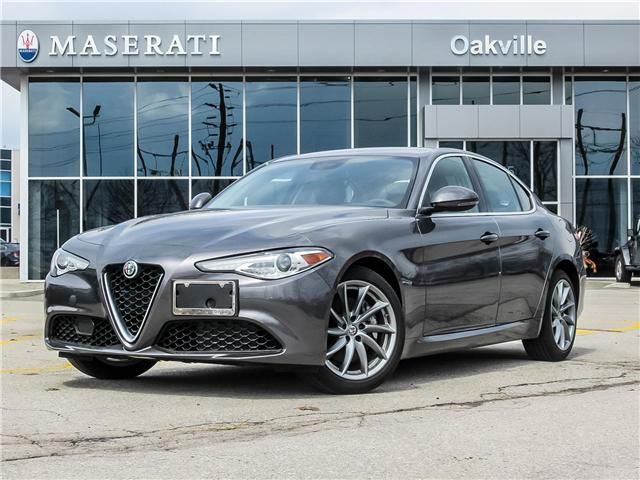 2017 Alfa Romeo Giulia Base (Stk: 67ARSERVICE) in Oakville - Image 1 of 30