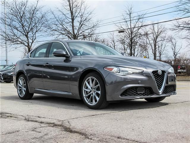 2017 Alfa Romeo Giulia Base (Stk: 67ARSERVICE) in Oakville - Image 3 of 30