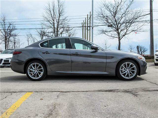 2017 Alfa Romeo Giulia Base (Stk: 67ARSERVICE) in Oakville - Image 4 of 30