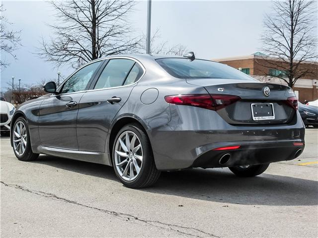 2017 Alfa Romeo Giulia Base (Stk: 67ARSERVICE) in Oakville - Image 7 of 30