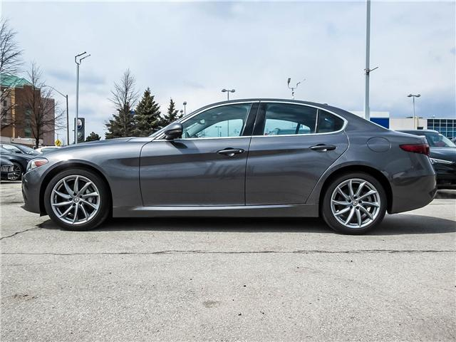 2017 Alfa Romeo Giulia Base (Stk: 67ARSERVICE) in Oakville - Image 8 of 30