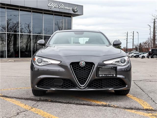 2017 Alfa Romeo Giulia Base (Stk: 76ARSERVICE) in Oakville - Image 2 of 30