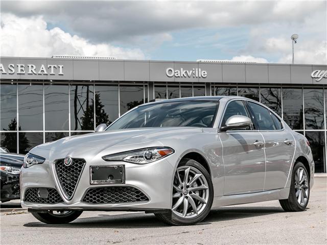 2017 Alfa Romeo Giulia Base (Stk: 89ARSERVICE) in Oakville - Image 1 of 28