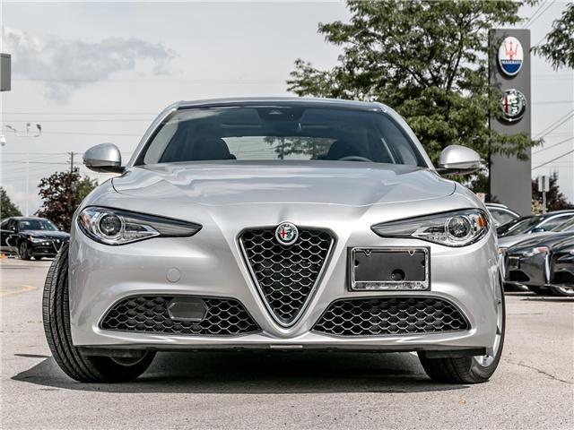 2017 Alfa Romeo Giulia Base (Stk: 89ARSERVICE) in Oakville - Image 2 of 28
