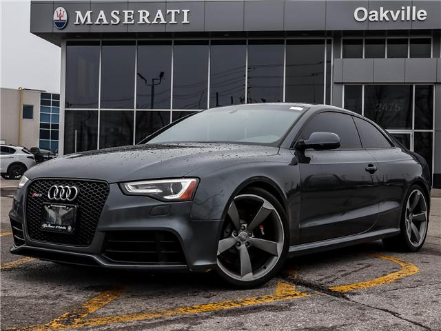 2014 Audi RS 5 4.2 (Stk: U386) in Oakville - Image 1 of 23