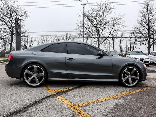 2014 Audi RS 5 4.2 (Stk: U386) in Oakville - Image 4 of 23
