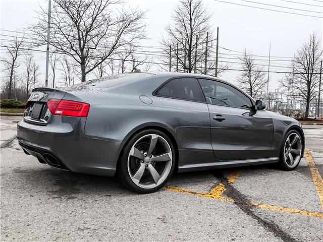 2014 Audi RS 5 4.2 (Stk: U386) in Oakville - Image 5 of 23