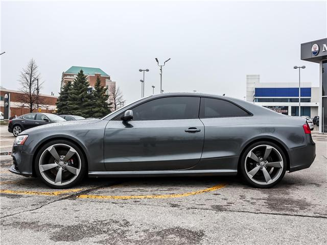 2014 Audi RS 5 4.2 (Stk: U386) in Oakville - Image 8 of 23