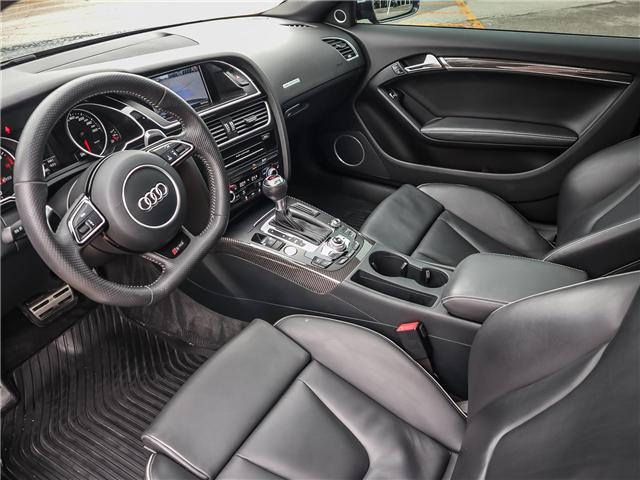 2014 Audi RS 5 4.2 (Stk: U386) in Oakville - Image 10 of 23