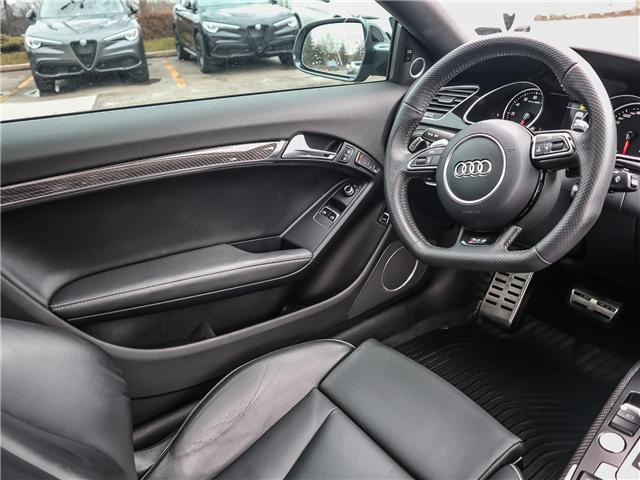 2014 Audi RS 5 4.2 (Stk: U386) in Oakville - Image 15 of 23