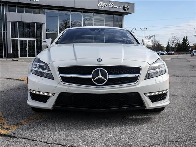 2014 Mercedes-Benz CLS-Class Base (Stk: U391) in Oakville - Image 2 of 29