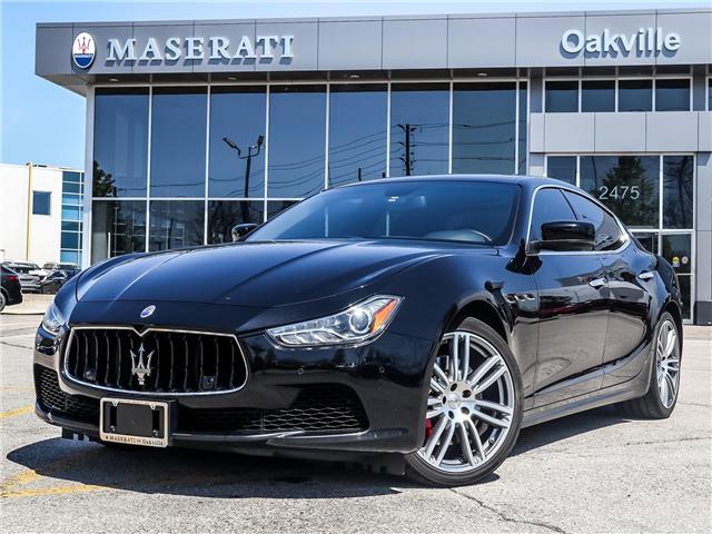 2016 Maserati Ghibli S Q4 (Stk: U395) in Oakville - Image 1 of 28