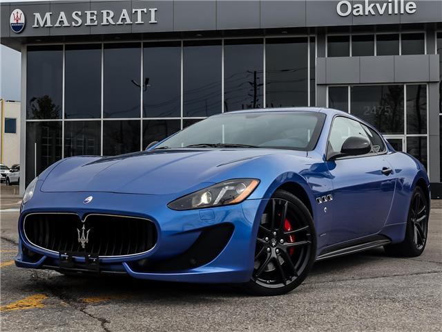2015 Maserati GranTurismo  (Stk: U396) in Oakville - Image 1 of 20