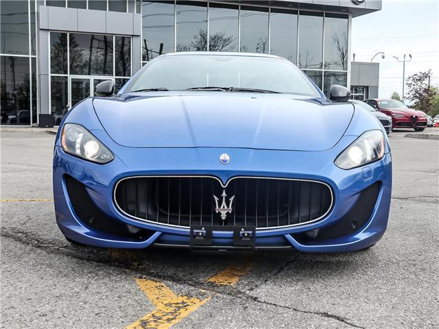2015 Maserati GranTurismo  (Stk: U396) in Oakville - Image 2 of 20