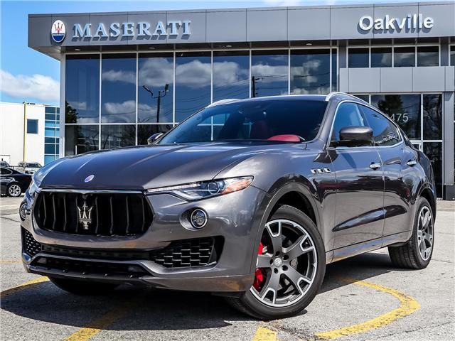 2017 Maserati Levante S (Stk: U403) in Oakville - Image 1 of 27