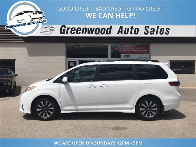 2019 Toyota Sienna LE 7-Passenger (Stk: 19-17204) in Greenwood - Image 1 of 14
