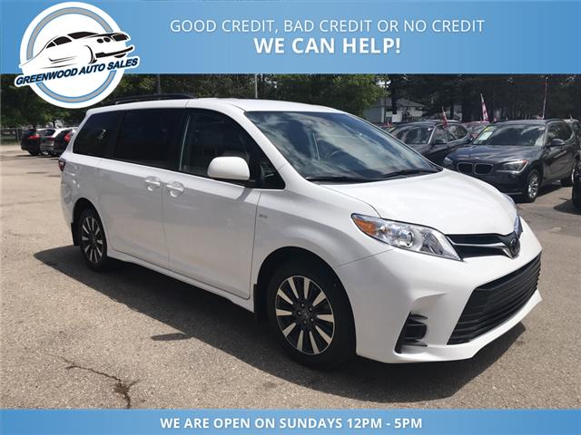 2019 Toyota Sienna LE 7-Passenger (Stk: 19-17204) in Greenwood - Image 3 of 14