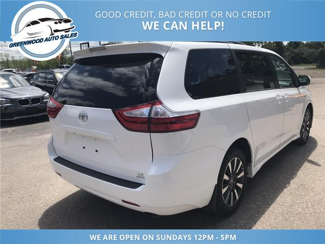 2019 Toyota Sienna LE 7-Passenger (Stk: 19-17204) in Greenwood - Image 4 of 14