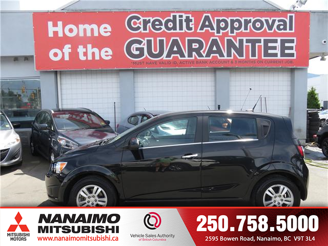 2013 Chevrolet Sonic LT Auto (Stk: 8P7593B) in Nanaimo - Image 2 of 9