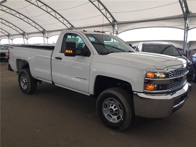 2019 Chevrolet Silverado 2500HD WT (Stk: 174226) in AIRDRIE - Image 1 of 17
