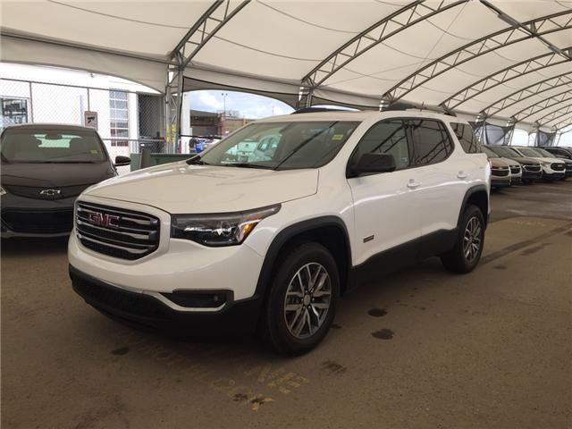 2018 GMC Acadia SLE-2 (Stk: 176105) in AIRDRIE - Image 18 of 25
