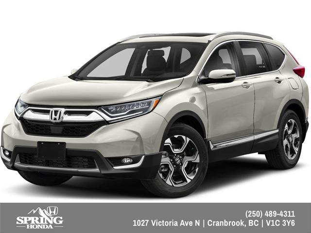 2019 Honda CR-V Touring (Stk: H02441) in North Cranbrook - Image 1 of 7