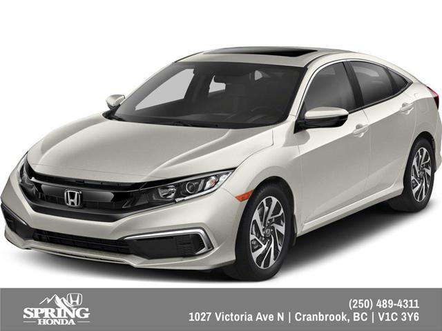 2019 Honda Civic EX (Stk: H10099) in North Cranbrook - Image 1 of 6