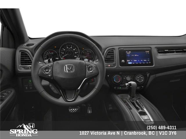 2019 Honda HR-V Sport (Stk: H01704) in North Cranbrook - Image 2 of 8