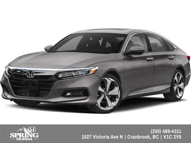 2019 Honda Accord Touring 1.5T (Stk: H03025) in North Cranbrook - Image 1 of 8