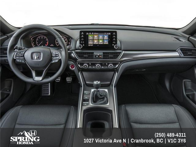 2019 Honda Accord Touring 1.5T (Stk: H03603) in North Cranbrook - Image 14 of 14