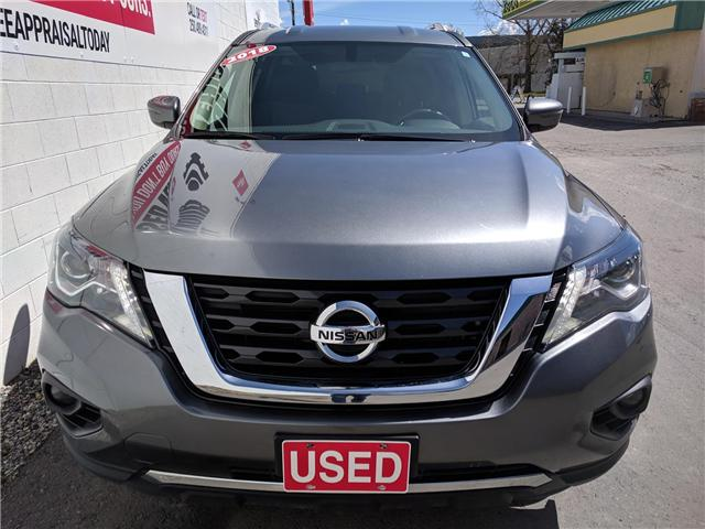 2018 Nissan Pathfinder SV Tech (Stk: B11628) in North Cranbrook - Image 2 of 16