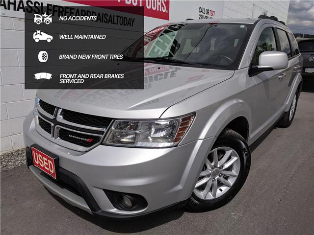 2014 Dodge Journey SXT (Stk: H114567A) in North Cranbrook - Image 1 of 15