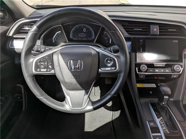 2018 Honda Civic Touring (Stk: B11626) in North Cranbrook - Image 12 of 15