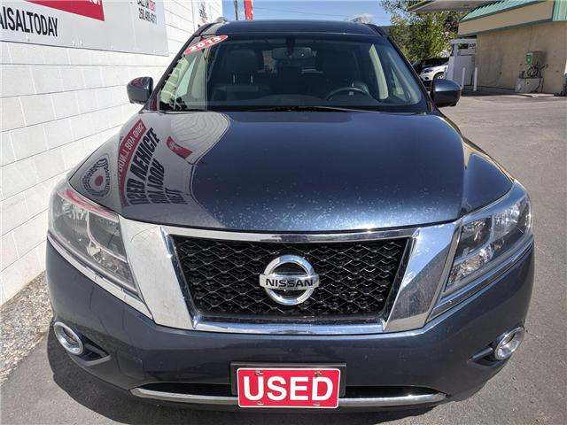 2015 Nissan Pathfinder  (Stk: H09168A) in North Cranbrook - Image 2 of 16
