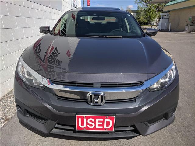 2018 Honda Civic EX (Stk: B11634) in North Cranbrook - Image 2 of 16
