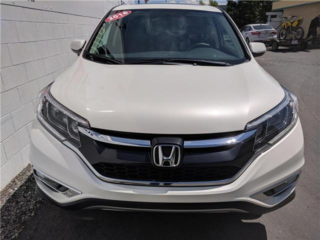 2016 Honda CR-V EX (Stk: B11641) in North Cranbrook - Image 2 of 16