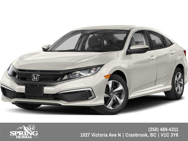 2019 Honda Civic LX (Stk: H23343) in North Cranbrook - Image 1 of 7