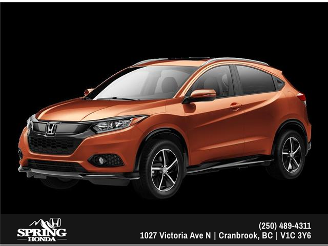 2019 Honda HR-V Sport (Stk: H04740) in North Cranbrook - Image 1 of 1