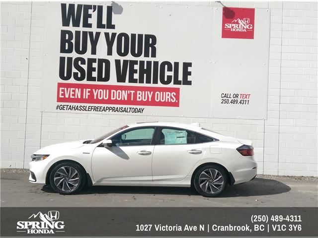 2019 Honda Insight Touring (Stk: H00627) in North Cranbrook - Image 2 of 6