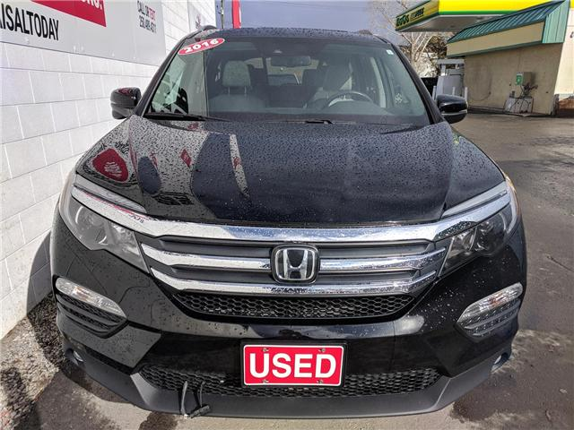 2016 Honda Pilot EX-L Navi (Stk: H02324A) in North Cranbrook - Image 2 of 20