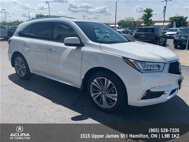 2017 Acura MDX Elite Package (Stk: 1714600) in Hamilton - Image 2 of 27