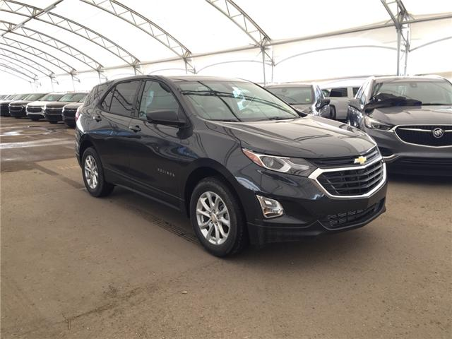 2019 Chevrolet Equinox LS (Stk: 176061) in AIRDRIE - Image 1 of 19
