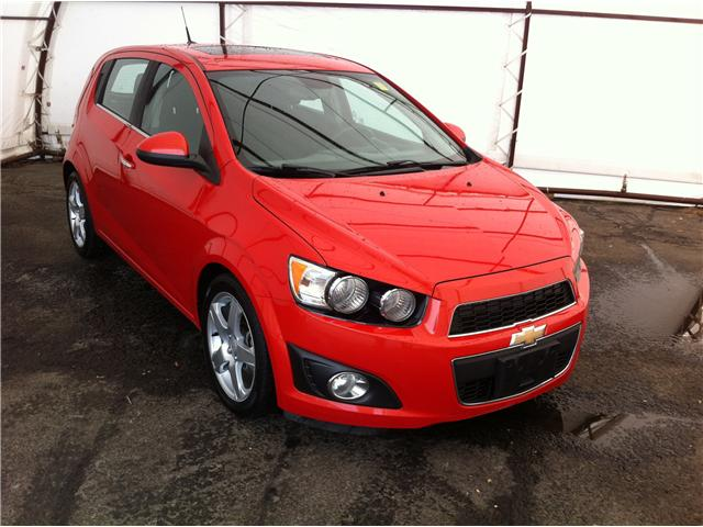 2012 Chevrolet Sonic LT (Stk: D190191B) in Ottawa - Image 1 of 23