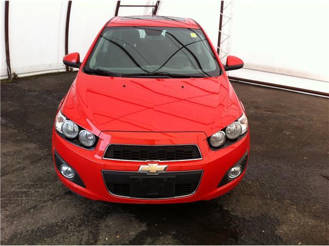 2012 Chevrolet Sonic LT (Stk: D190191B) in Ottawa - Image 2 of 23